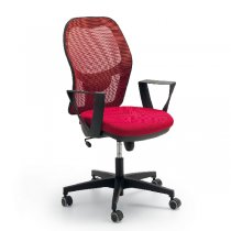 GIRO OFFICE CHAIR SIMPLEMESH RED G8D1003