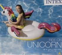 INTEX GIANT INFLATABLE UNICORN 2MX1.4M