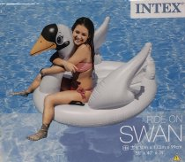 INTEX GIANT INFLATABLE SWAN 1.3X1M