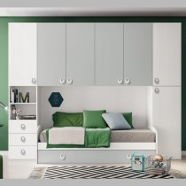 HURRA ONE WALL BEDROOM COMPOSITION