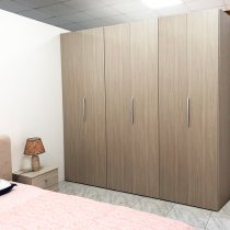 6 DOOR WARDROBE GINGER 30A06OO