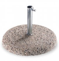 PEBBLE BASE 35KG D50MM